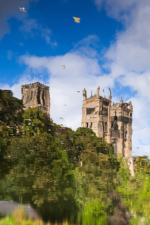 Durham City, 2014, UK