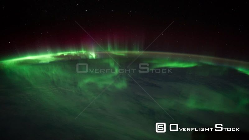 TimeLapse from  ISS Indian Ocean Exp30 Aurora 04_Mar_2012