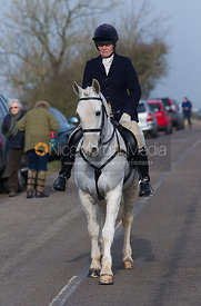 The Quorn Hunt at Pasture Lodge 18/2