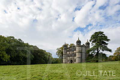 Tixall Gatehouse | Client: The Landmark Trust
