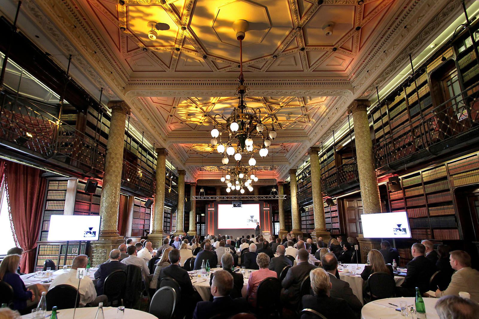 Corporate Conference photography, One Whitehall Place, London