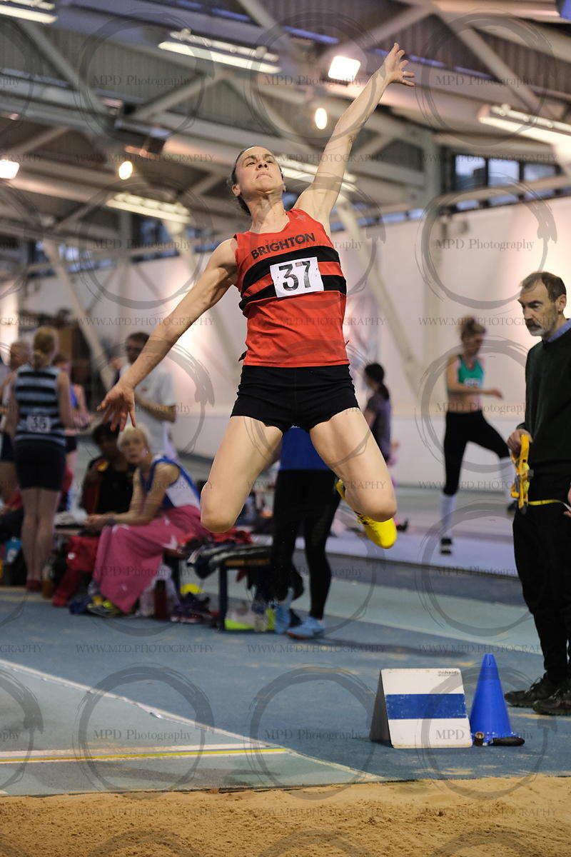 2019 South of England Masters Indoors