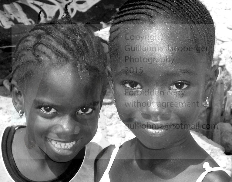 Children of Bargny - Senegal
