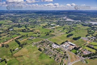 Whenuapai Looking North
