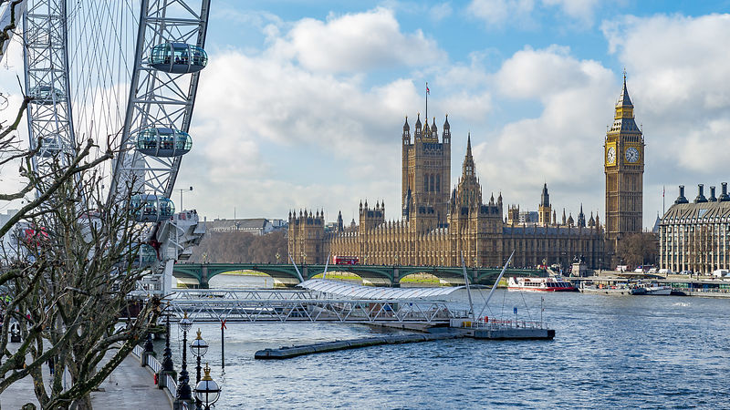 Tourist Attractions in London, UK