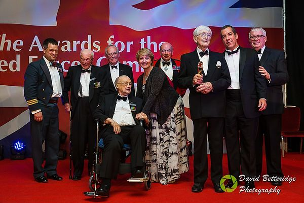 The Soldiering on Awards 2015