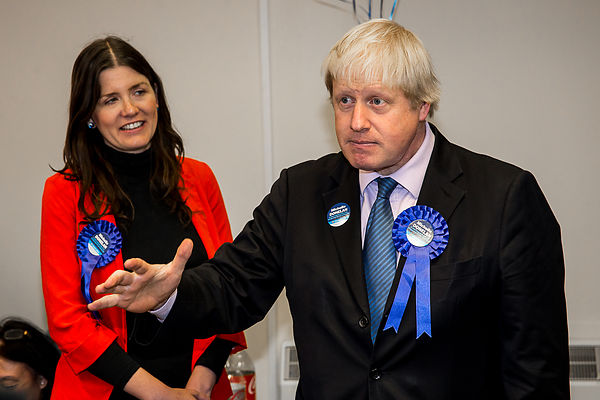 Boris Johnson visit to Chippenham 15.04.15