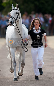 Caroline Powell (NZL) and Lenamore