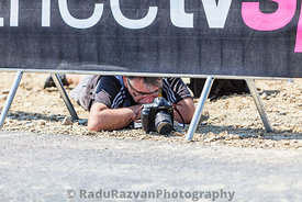 Photographer at Work - Tour de France