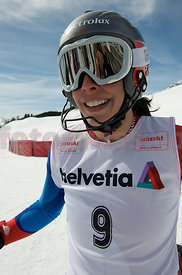 Dominique Gisin Swiss Ski Team