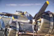"Memphis Belle- Left Engines and ""MOM"" 2"