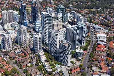 Chatswood Aerial Photography