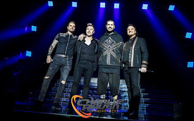 Boyzone live in Bournemouth
