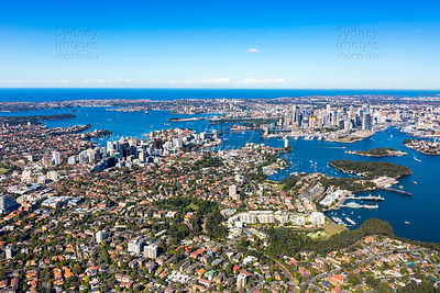 Wollstonecraft to Sydney City