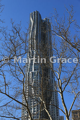 New York by Gehry (also known as Beekman Tower,  8 Spruce Street), New York City, USA
