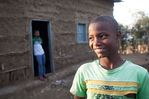 Aboulé, 13 ans, Awasa, Éthiopie / Aboulé, 13 years old, Awasa, Ethiopia