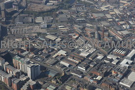 Cheetham Hill Industrial Area Manchester