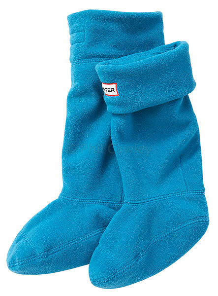KIDS_HUNTER_FLEECE_WELLY_SOCKS_S23659_TEA-FRONT1