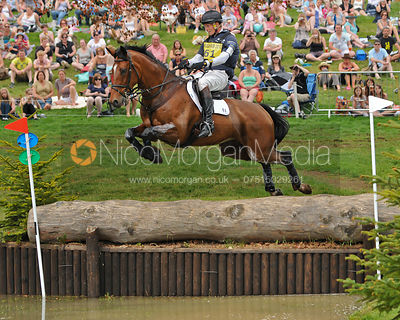 PARKLANE HAWK and William Fox-Pitt, Bramham Horse Trials, 2010