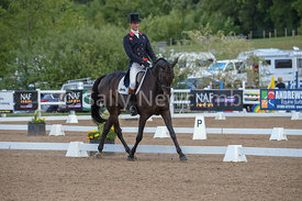William Fox-Pitt with the lovely ORATORIO II