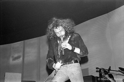 Jethro Tull in 1969 at the Kinetic Playground, Chicago
