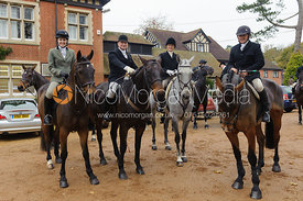 - The Belvoir Hunt at Scalford Hall 16-11-13