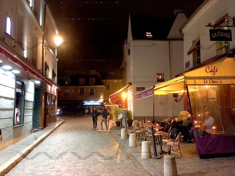 Montmartre_by_Night_3101