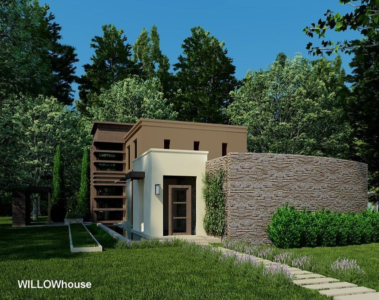Sustainhouse_Willow_rendering