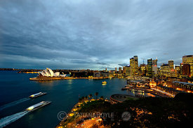 Sydney Cove and Circular Quay | Australia