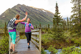 Alaska Trail Running