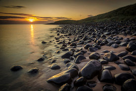 Sunrise on the Stones