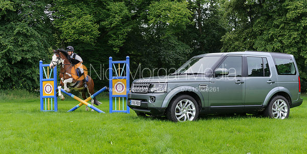 Burghley Pony Club Shoot for Land Rover