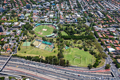 St Leonards Park and North Sydney Oval