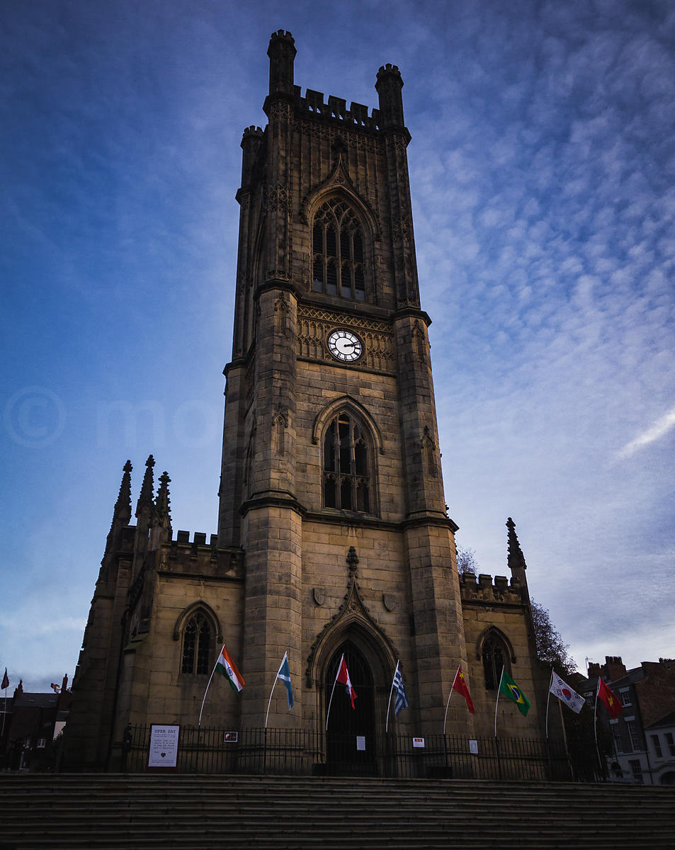 St Lukes Church, Liverpool