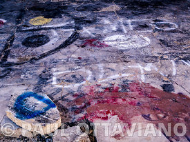 Graffiti at Giant Rock | Paul Ottaviano Photography