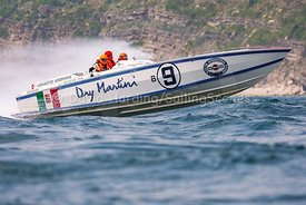Dry Martini, B9, Fortitudo Poole Bay 100 Offshore Powerboat Race, June 2018, 20180610077