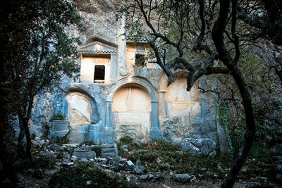 Rock Tombs, Termessos