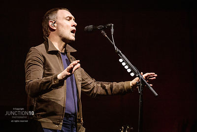David Gray at Symphony Hall, Birmingham, United Kingdom - 29 Mar 2019