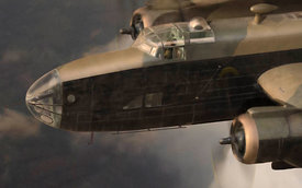 Handley Page Halifax B III (detail)