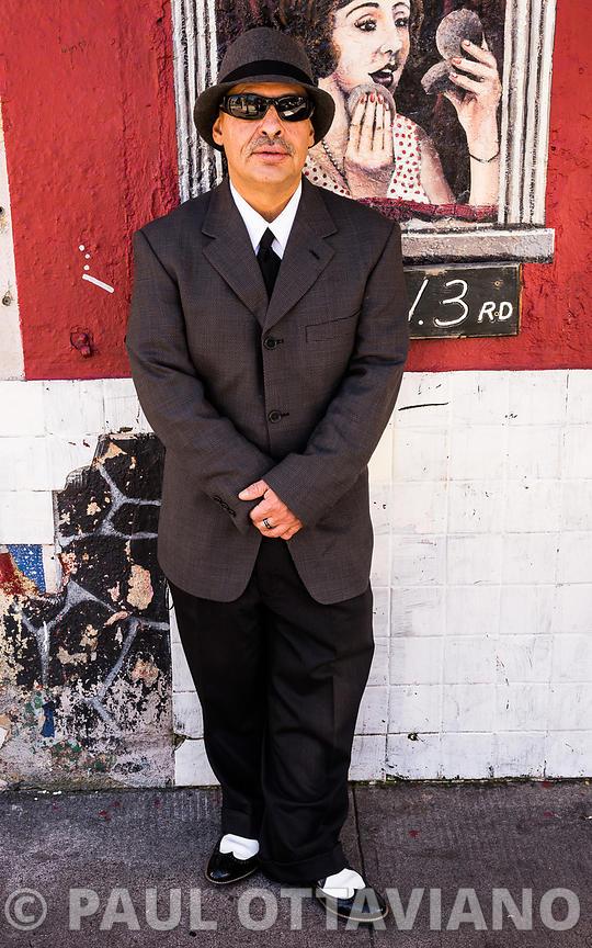 street photography portrait portland oregon