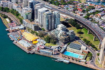 Milsons Point, Luna Park