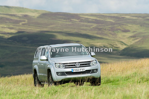 Hutchinson Photography - Farm Images | Four wheel drive VW