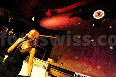 Barbara Dennerlein Duo Festival da Jazz- Live at Dracula in St.Moritz