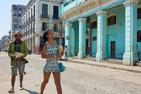 Stylish surprise Havana