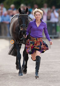 Ingrid Klimke (GER) and FRH Butts Abraxxas