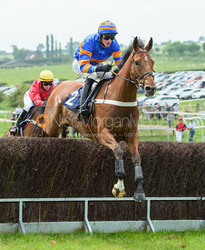 Zack Baker (BIG MAN DOE) - Race 1 - The Meynell & South Staffs at Garthorpe