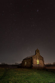 Metal wall art | Milkyway | St Mary's Church |  Tadcaster
