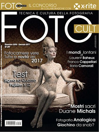 Foto Cult Magazine (Italie) - Dec 2016