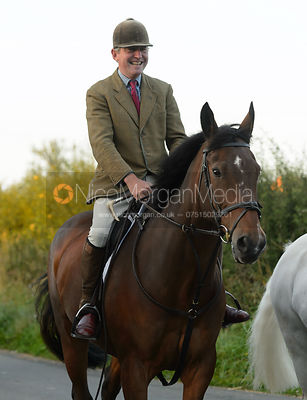 Tim Hercock - The Cottesmore Hunt at Furze Hil, Tuesday 29th August 2017.