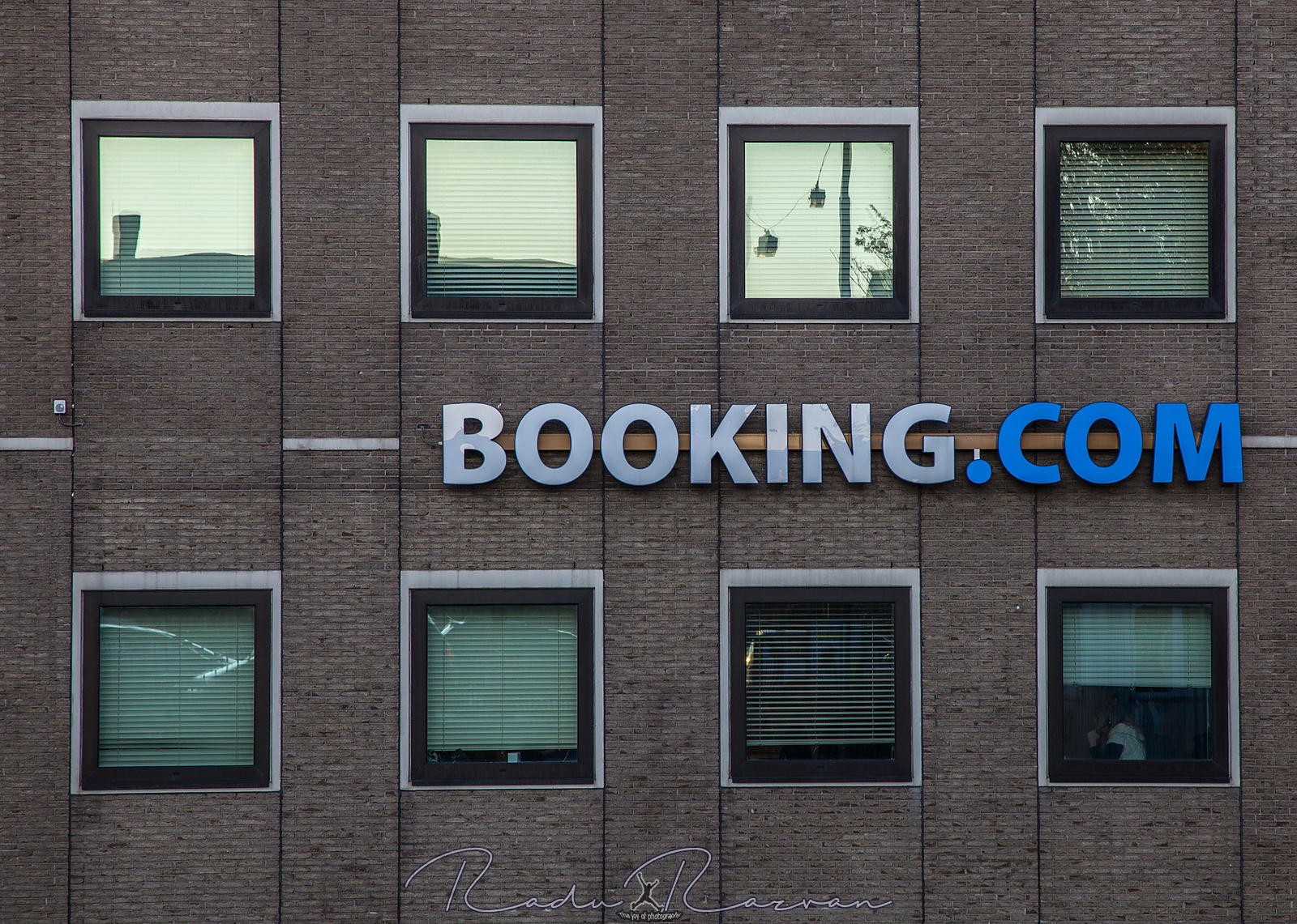 Booking.com's Offices in Amsterdam
